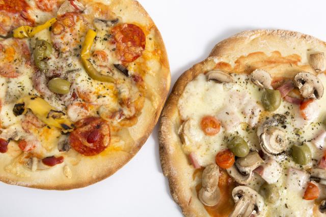 ピッツァとピザの違い