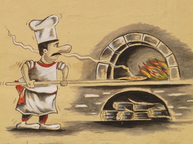 ピッツァとピザの違い、ルーツ(発祥)の違い