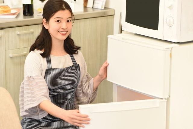 冷凍ピザは冷凍庫にストックしておける