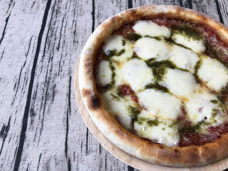カーサ・カキヤの冷凍ピザ「3倍すごチーズ・マルゲリータ」
