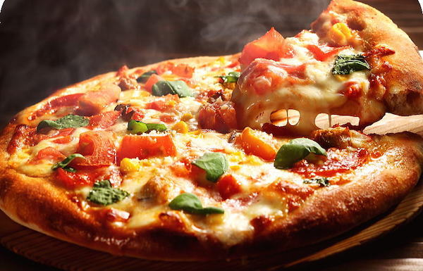 ピザハウスロッソの冷凍ピザイメージ