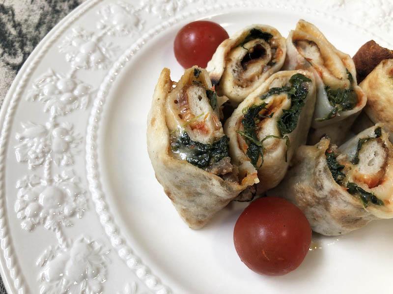 ジャンカルロ東京の冷凍バトンピッツァ「サルシッチャ」