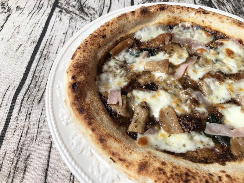 チェザリの冷凍ピザ「匠ピッツァ・トリュフ&ポルチーニ」