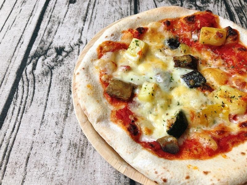 フォンターナの冷凍ピザ「地中海野菜のオルトナーラピッツァ」