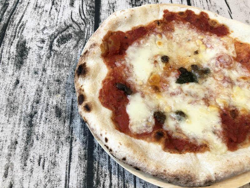 フォンターナの冷凍ピザ「ロマーナ」