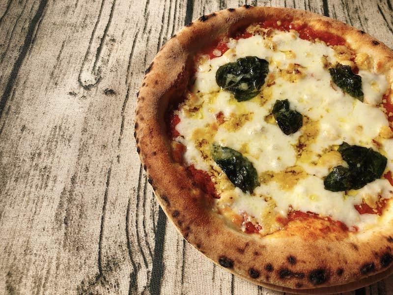 Pizzeria da ENZOの冷凍ピザ「スモークチーズのマルゲリータ」