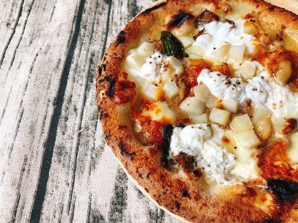 【ナポリのジェノベーゼ】チェザリの冷凍ピザ「匠ピッツァ・ドン アドルフォ 」を口コミ!